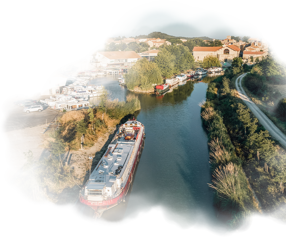 Vélorail Canal du Midi